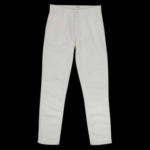 Corduroy Pagne Pant in Milk