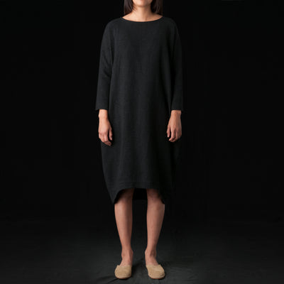 Black Crane - Bud Dress in Black