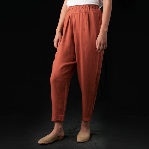 Carpenter Pant in Brick