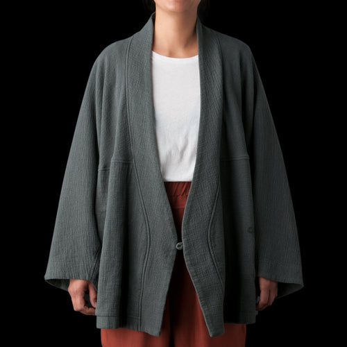Kite Jacket in Dark Grey