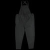 Black Crane - Sack Overall in Dark Grey