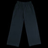 Black Crane - Wide Pant in Navy