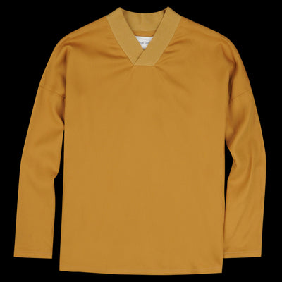 A Kind Of Guise - Tikapur Shirt in Ochre