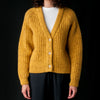 A Kind Of Guise - Makalu Knit Jacket in Safran Melange