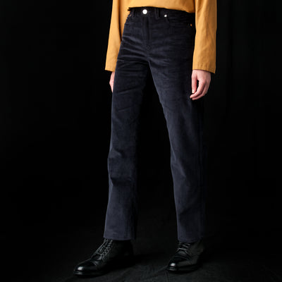 A Kind Of Guise - Belauri Trousers in Deep Navy