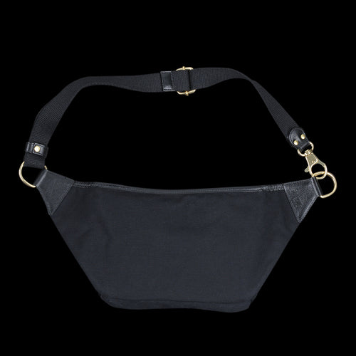 Ranch Fanny Pack in Nero