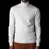 Oliver Spencer - Merino Roll Neck in Westbourne Stone