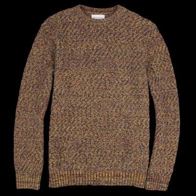 Oliver Spencer - Blenheim Crew Neck in Hereford Multi
