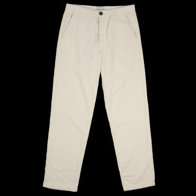 Oliver Spencer - Drawstring Trouser in Cord Cream