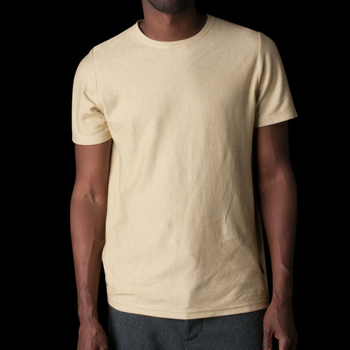 Conduit Tee in Oakwell Yellow
