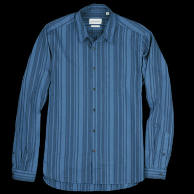 Oliver Spencer - New York Special Shirt in Farrow Navy