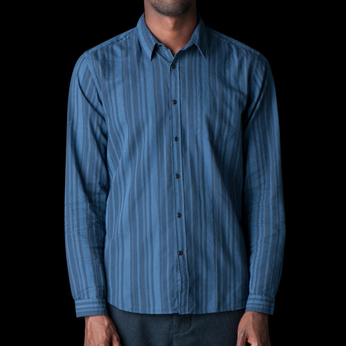 New York Special Shirt in Farrow Navy