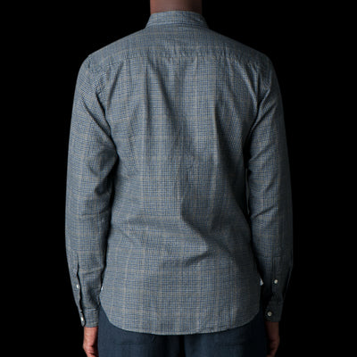 Oliver Spencer - Clerkenwell Tab Shirt in Brookland Green