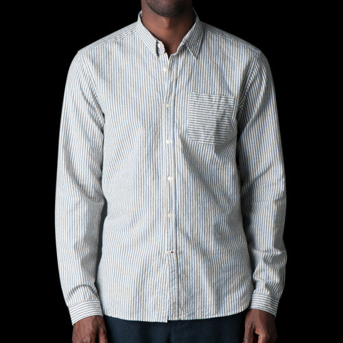 New York Special Shirt in Pooley Navy
