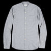 Oliver Spencer - Grandad Shirt in Abingdon Grey