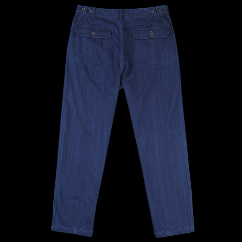 Loose Pant in Indigo