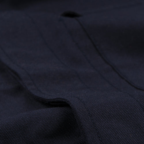 MW Fatigue Overshirt in Navy