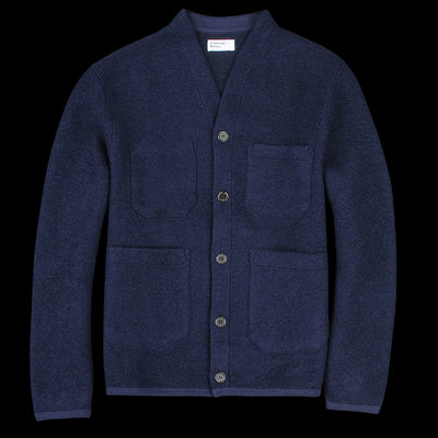 Universal Works - Cardigan in Navy