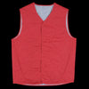 Universal Works - Surfer Gilet in Red
