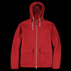 Universal Works - Hooded Windbreaker II in Red