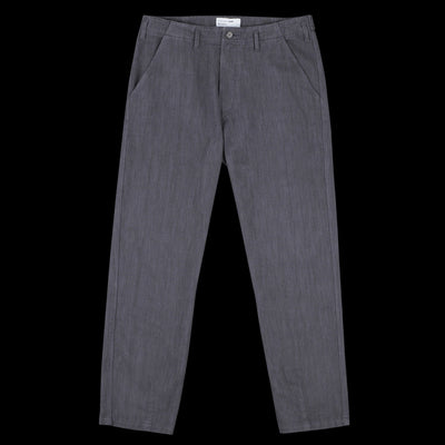 Universal Works - Loose Pant in Charcoal