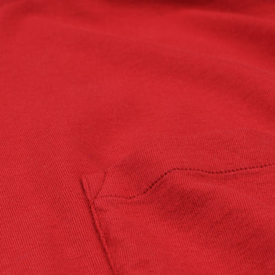 Universal Works - Pocket Tee in Red