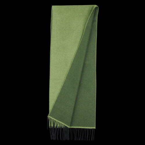 Scarf in Green & Olive