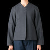 Studio Nicholson - Matzo B Thornproof Habit Jacket in Slate Grey
