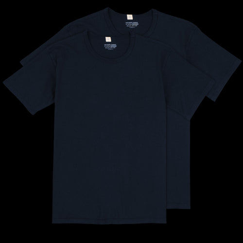 2-Pack T-Shirt in Navy