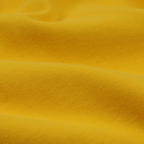 Long Sleeve Mock Neck Tee in NY Yellow