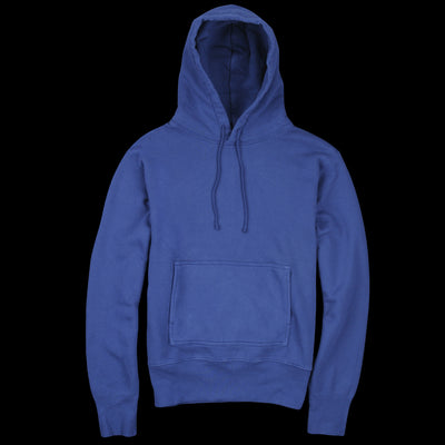 Lady White Co. - Hoodie in Victoria Blue