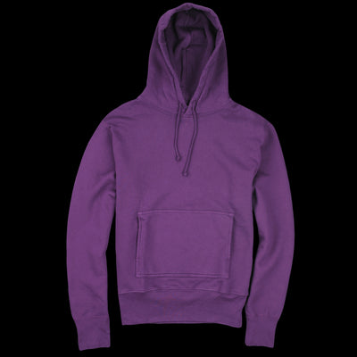Lady White Co. - Hoodie in Monarch