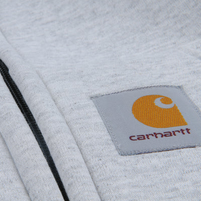 Carhartt Wip - Car-Lux Hooded Jacket in Ash Heather