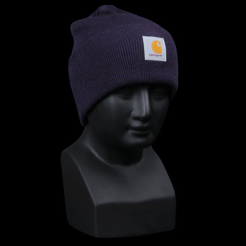 Acrylic Watch Hat in Lakers