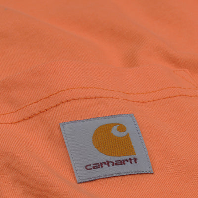 Carhartt Wip - Pocket Tee in Jaffa