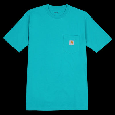 Carhartt Wip - Pocket Tee in Cauma