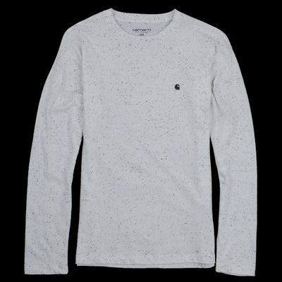 Carhartt Wip - Long Sleeve Neps Chase Tee in Wax