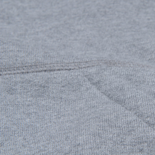 Hooded Chase Sweatshirt in Dark Grey Heather