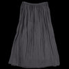Pas De Calais - Ramie Skirt in Black