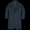Pas De Calais - Knit Coat in Midnight