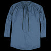 Pas De Calais - Japanese Khadi Tunic in Blue