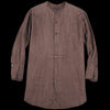 Pas De Calais - Mud Dye Blouse in Cedar