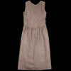 Pas De Calais - Mud Dye Dress in Grey