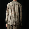 Pas De Calais - Terroir Branch Blouse in Beige