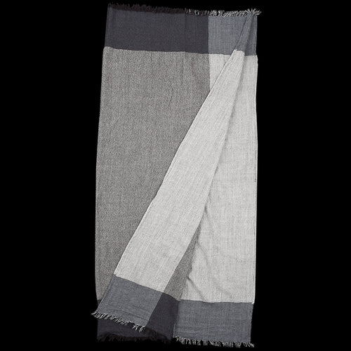 Wool Stole in Grey