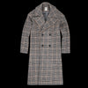 Nico By Nicholson & Nicholson - Blue Mountain Coat in Beige Check