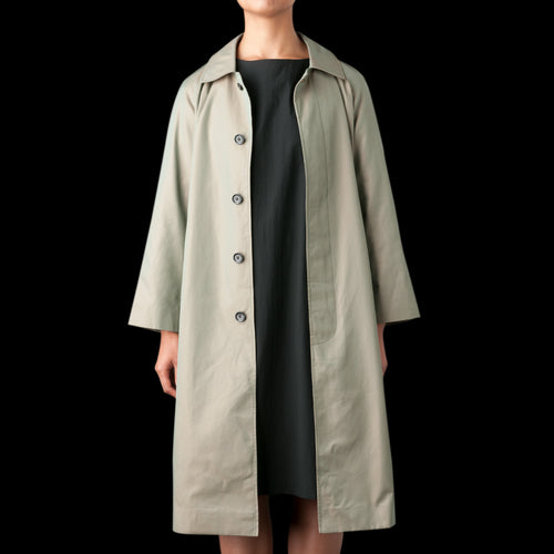Jack Coat in Khaki
