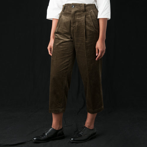 Madison Pant in Khaki