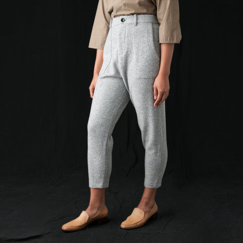 NNC-Basic-13 Pant in Medium Grey