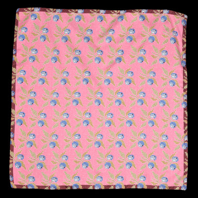 Épice - Silk Scarf in Pink